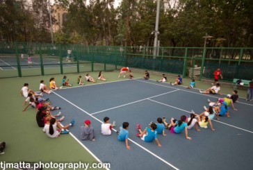 EASTER JUNIOR CLINIC