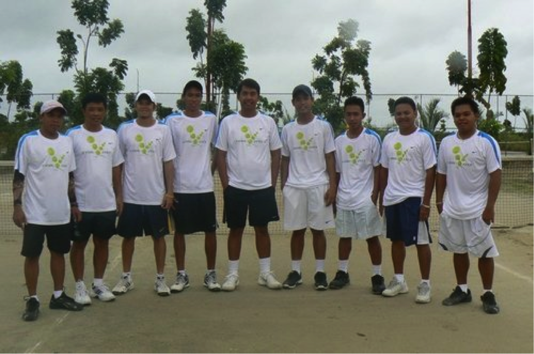 Cebu International Tennis Centre