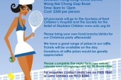 Charity Doubles Tournament