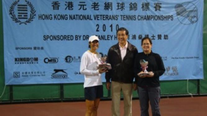 HK Veterans Championships