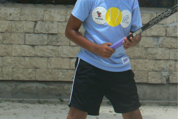 The most talented CITCI Member – Junior Tennis Trainee…