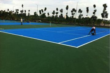 CITCI – Resurfacing of 4 Hardcourts