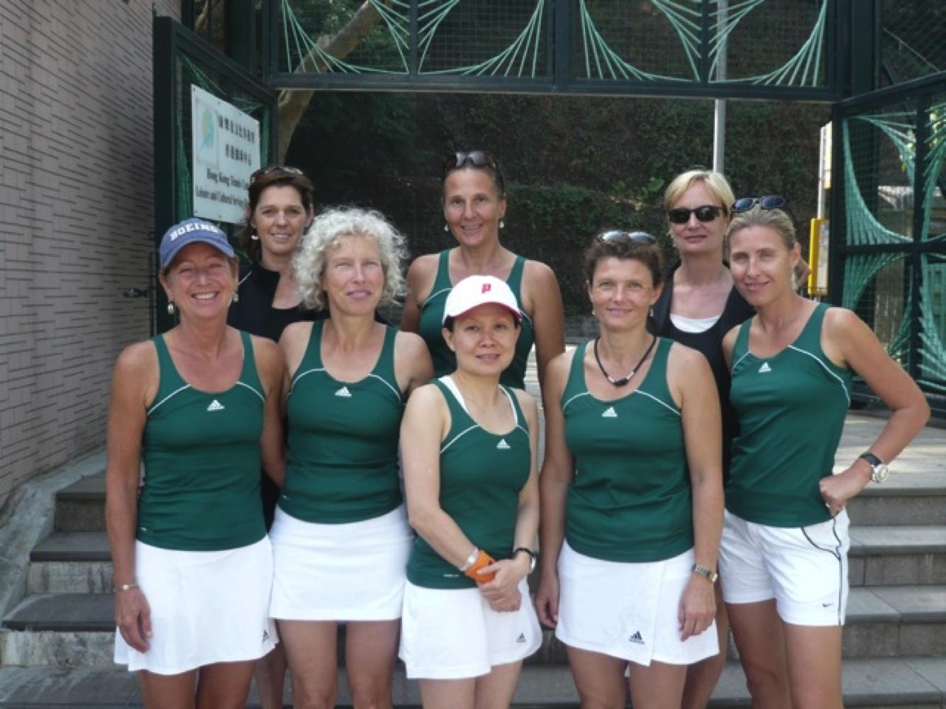 Congratulations to the Ladies League Teams