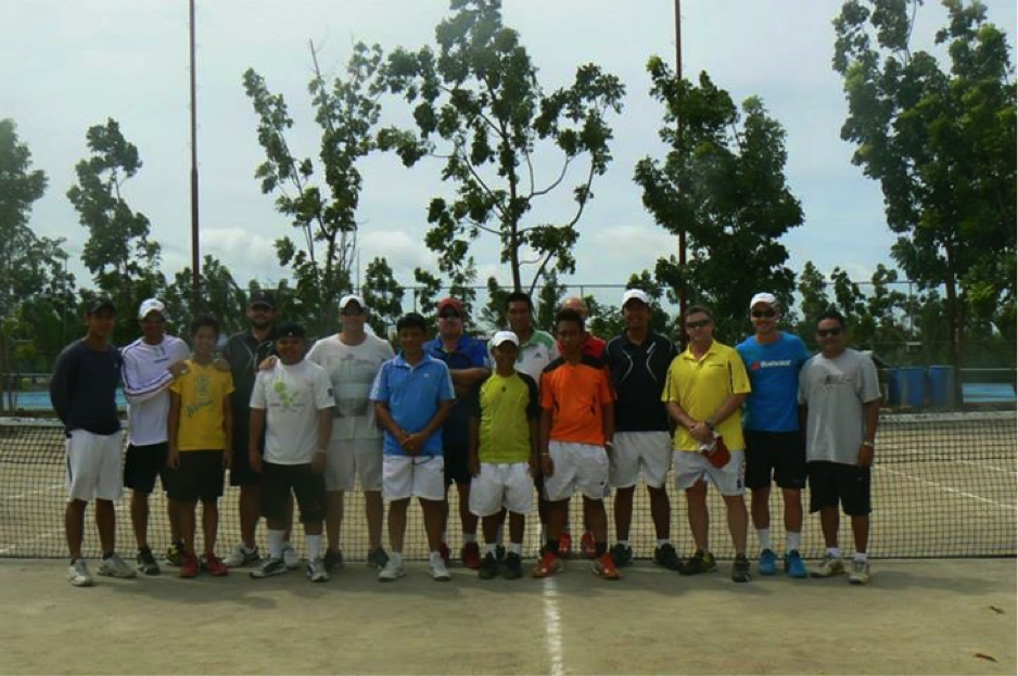 OTR Coaches from Hong Kong, Cebu and Palawan come together for Clinic