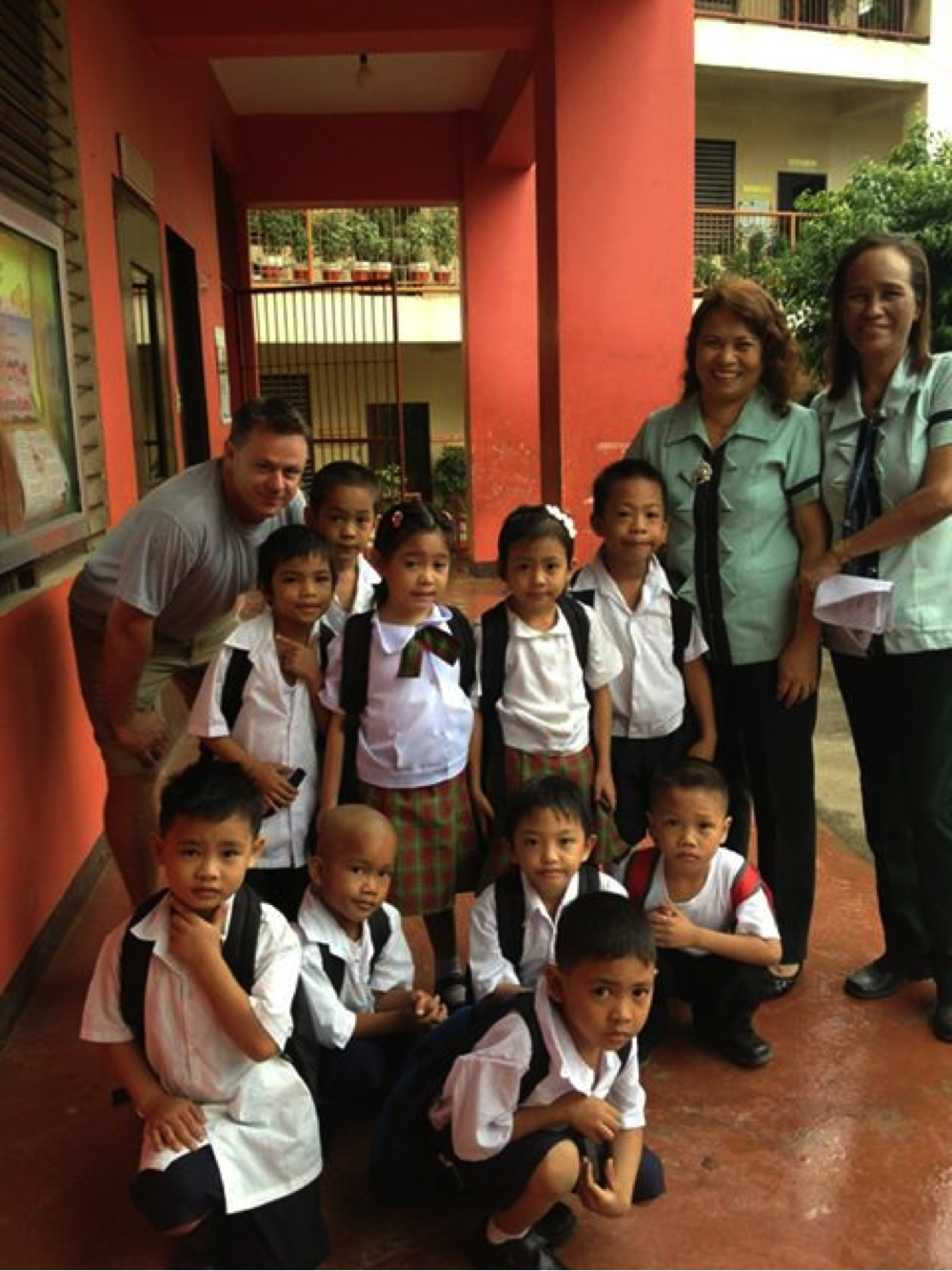 OTR Education Program Lahug Elementary School Cebu 2013-2014
