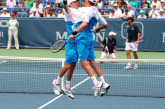ADRIAN & GRAEME PLAY CRC 35'S DOUBLES FINAL AT 4PM TODAY