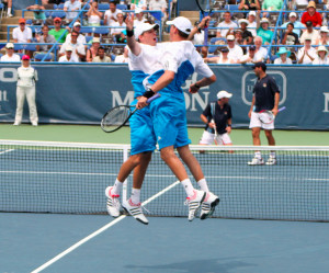 Bryan brothers doubles