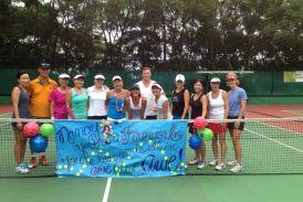 Rush/Cardio Tennis