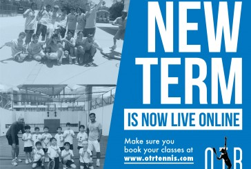 New Term HK Tennis Centre