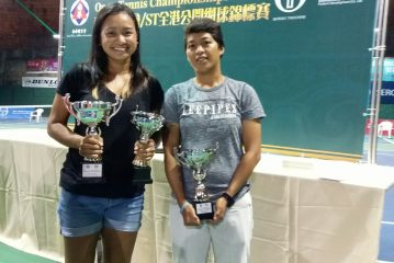 Coaches Nel and Eds take SCAA Doubles Title