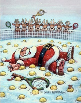 Christmas Camps at HK Tennis Centre