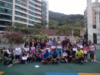 HKIS U/8 Round Robin Tournament