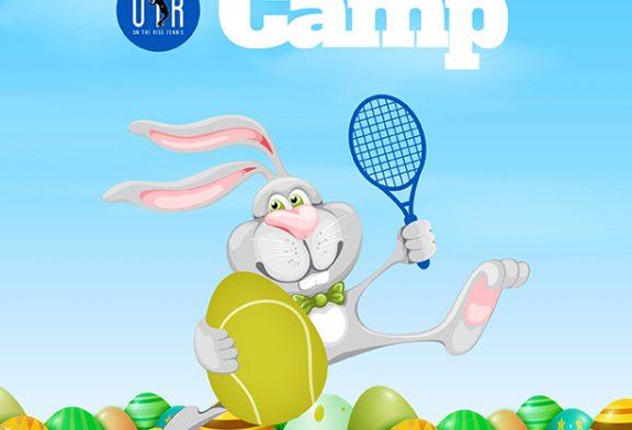 HK Tennis Centre Easter Camp 10-14th April