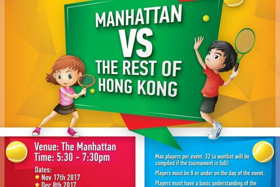Manhattan vs The rest of Hong Kong