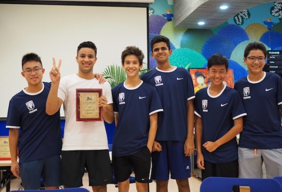 HKIS CHINA CUP TOURNAMENT