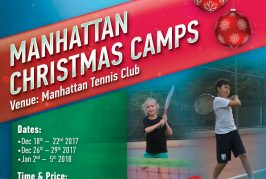 Manhattan Christmas Camps