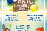 HKTC Summer Camps 2018