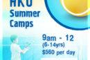 HKU Summer Camps 2018