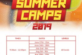 Manhattan Summer Camp 2019