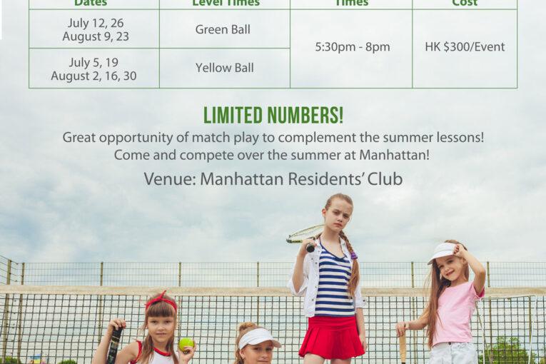 Manhattan Summer Series Tournaments