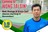 Wong Tai Sin Tennis Introduction