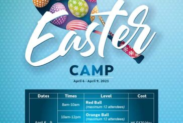 HKIS Easter Camp 2021
