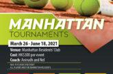 Manhattan Tournaments Mar-June