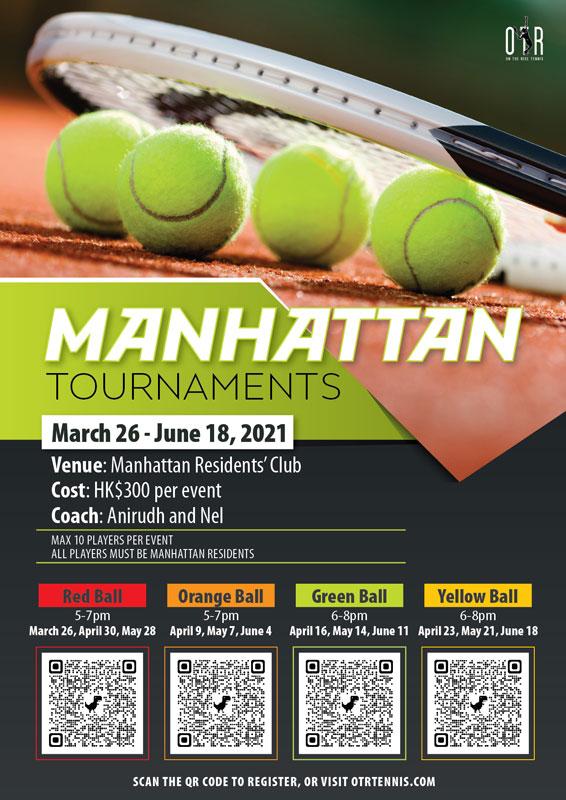 OTR-Manhattan-Turnaments-March - June, 2021