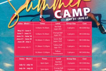 Manhattan Summer Camp 2021