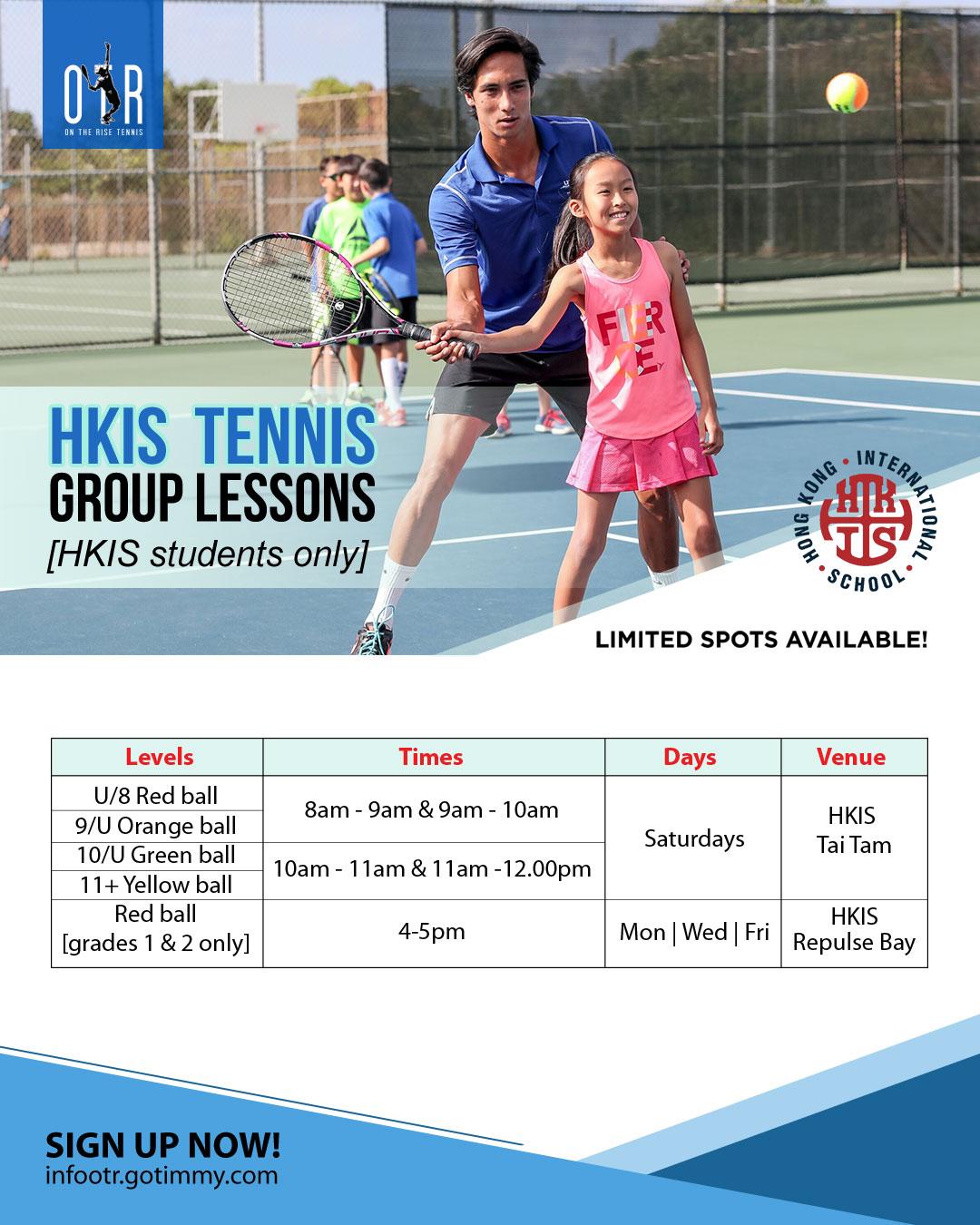 HKIS-Tai-Tam-Weekend-Classes